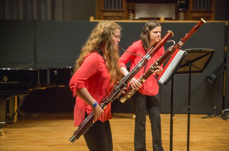 Bakewell Bassoons