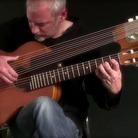 Brin Addison harp guitar