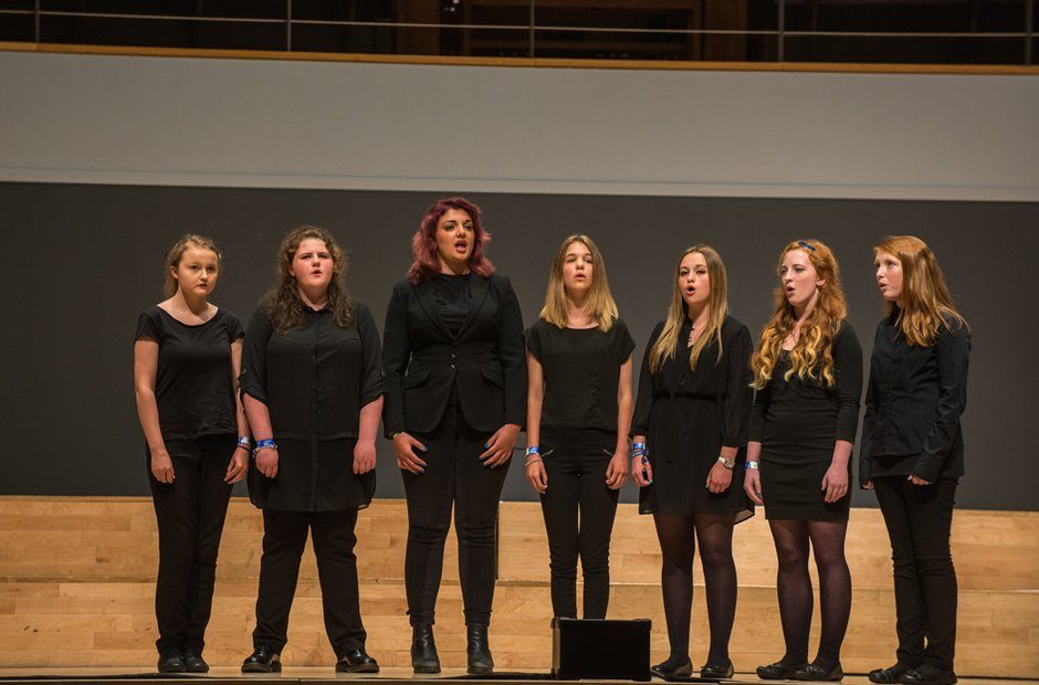 Brooksbank Chamber Choir