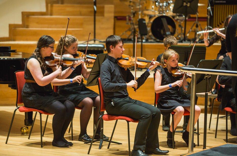Crompton House School Orchestra