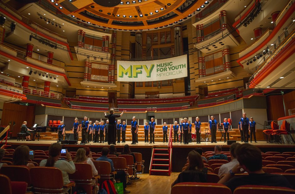 Hetton Lyons Primary School Choir