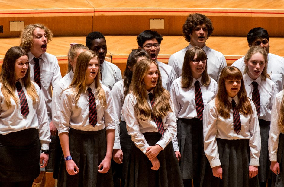 Hymers College Chamber Choir