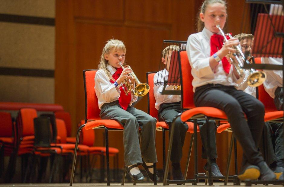 Maybury Primary School Band
