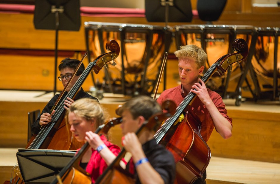 Penzance Youth String Orchestra