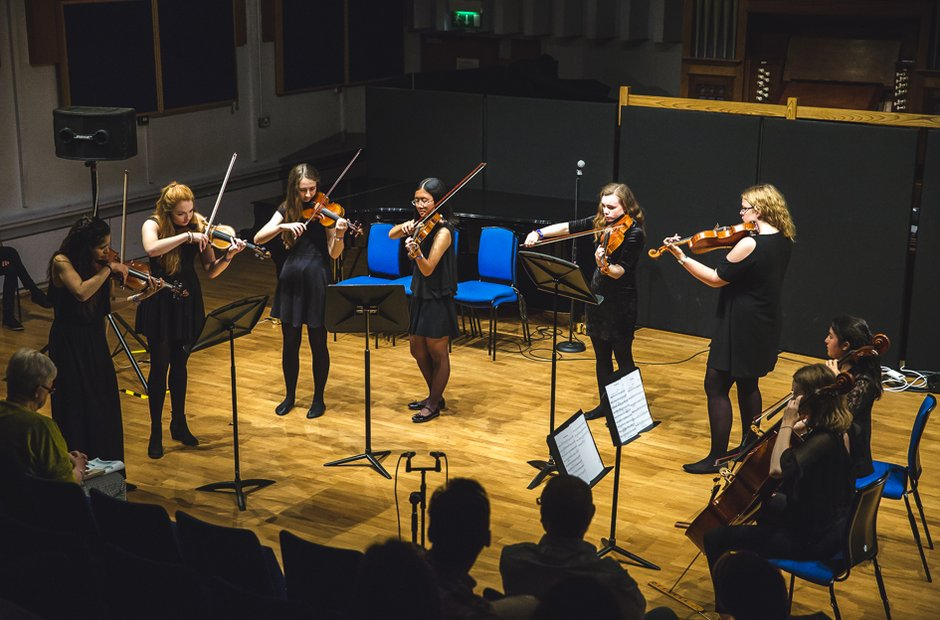 South Wilts Grammar School Chamber Orchestra