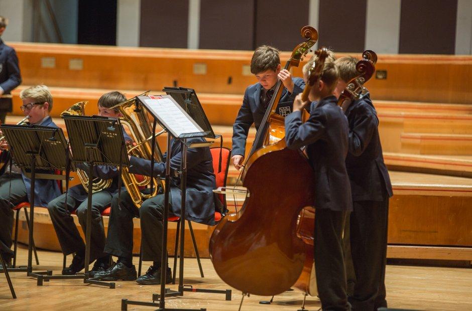 Warwick Junior Orchestra