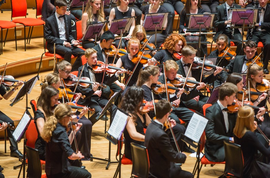 Berkshire Youth Symphony Orchestra