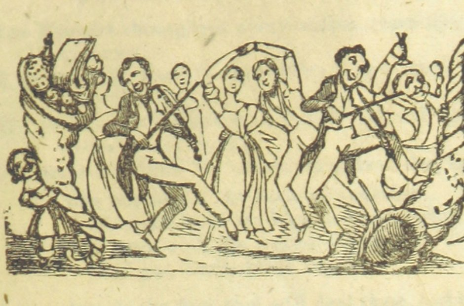 British Library archive jolly fiddlers