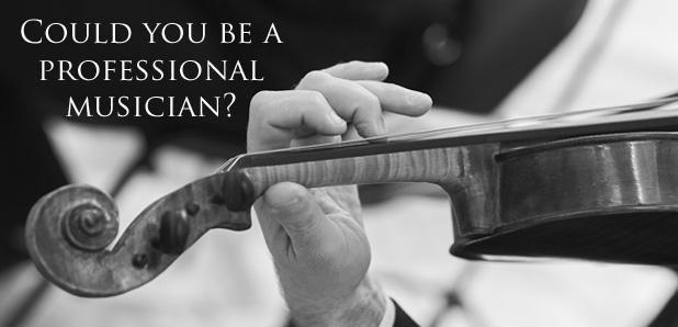 professional musician quiz