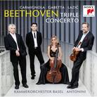 Sol Gabetta Beethoven Trio Carmignola