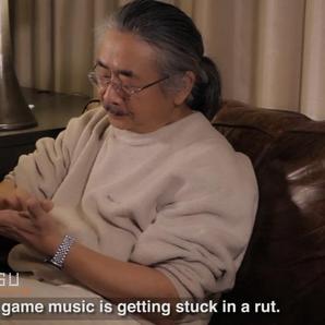Nobuo Uematsu on videogame music