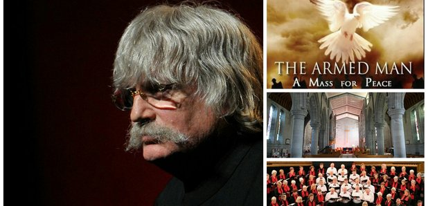 Karl Jenkins Nelson Cathedral