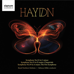 Haydn Symphonies Royal Northern Sinfonia