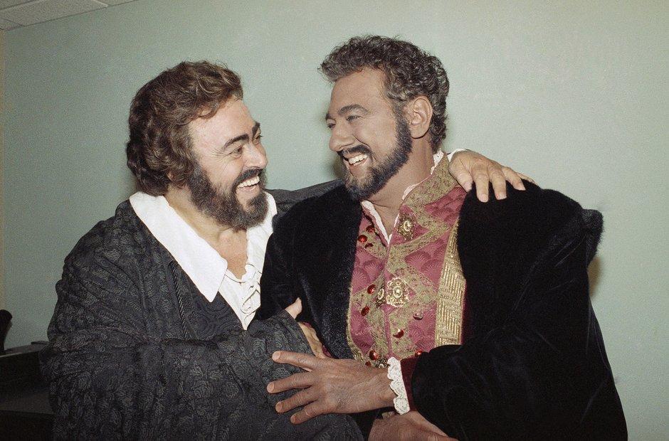 Placido Domingo - Tenor