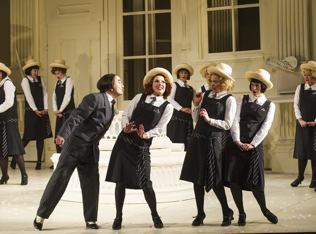 The Mikado at English National Opera