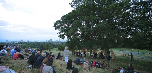 London Contemporary Orchestra Primrose Hill