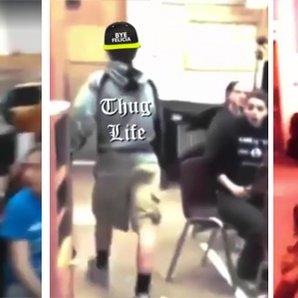 Thug life violin video