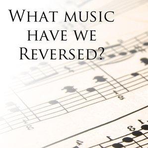 backwards music quiz