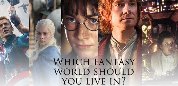 Fantasy World quiz