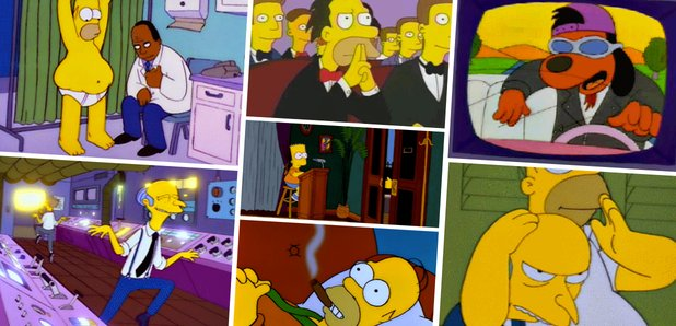 simpsons gifs