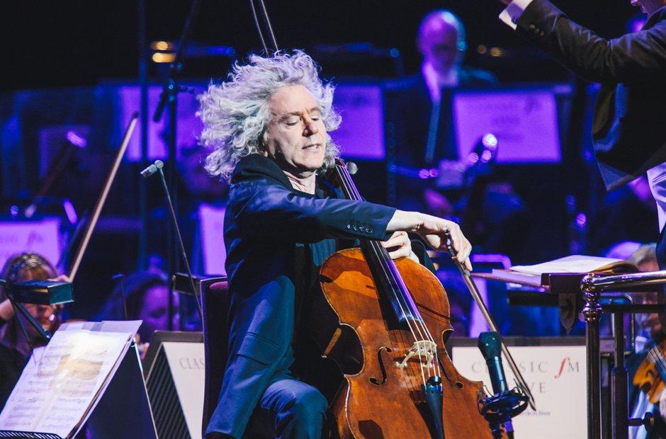 Classic FM Live Elgar Cello Isserlis