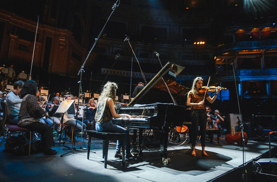 Classic FM Live April 2016 Ayoub Sisters Royal Albert Hall