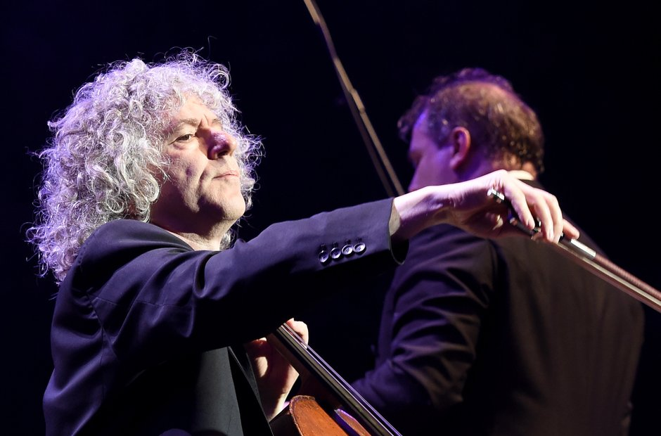 Classic FM Live Isserlis Cello Royal Albert Hall