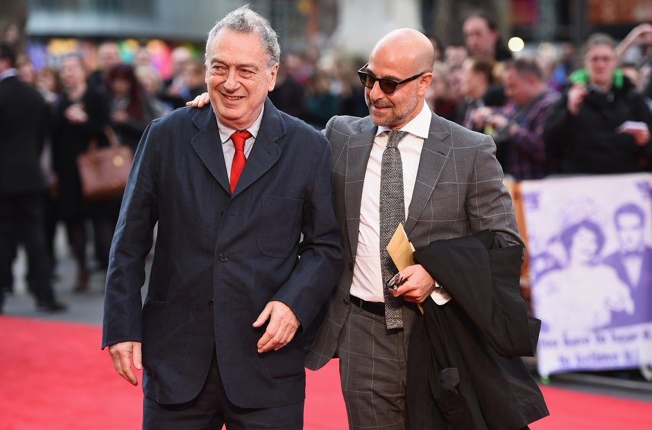 Florence Foster Jenkins premiere Stephen Frears Stanley Tucci