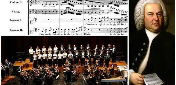 Bach B minor Mass Monteverdi Choir
