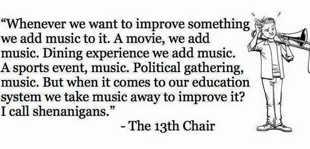 The 13th Chair quote
