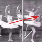 ballet dancers being silly