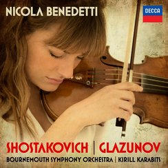 Glazunov and Shostakovich Nicola Benedetti