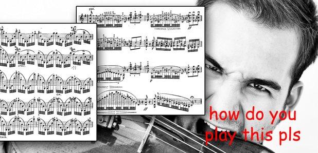 ernst hardest piece violin