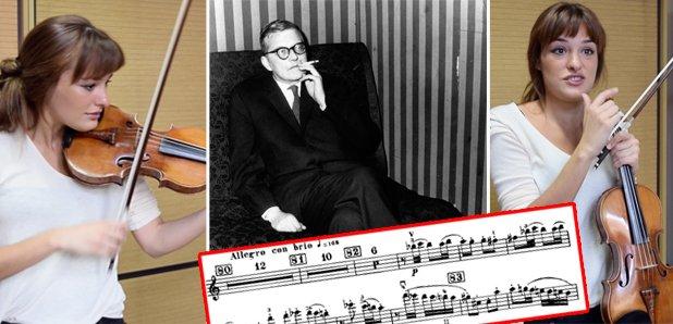 Nicola Benedetti Shostakovich small