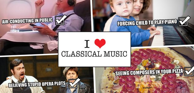 hear classical music