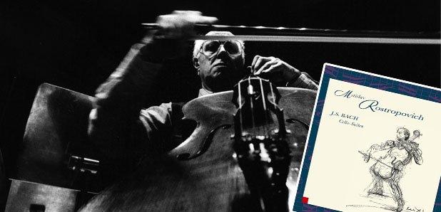 Rostropovich vinyl competition